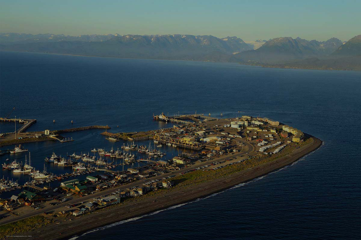 South Central Radar is located in Homer, Alaska. We supply marine products to all of Alaska
